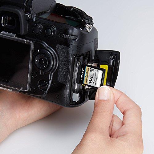 PNY 必恩威 Elite Performance SDXC Class 10 UHS-1  64GB存储卡图片