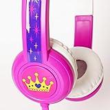 buddy phone パープル(BP-PURPLE)キッズヘッドホン
