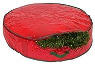 Christmas Wreath Storage Heavy Duty 3…