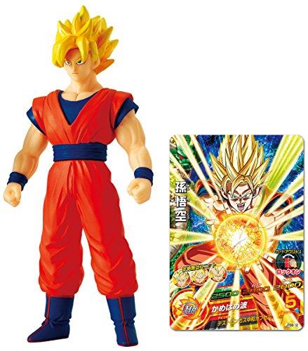 Super Warriors Dragon Ball Soft Vinyl Series Super Saiyan Goku