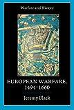 Book cover for European Warfare, 1494-1660