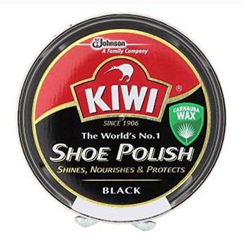 buy now kiwi shoe paste black colour polish boot wax shine nourishes leather care paste. Black Bedroom Furniture Sets. Home Design Ideas