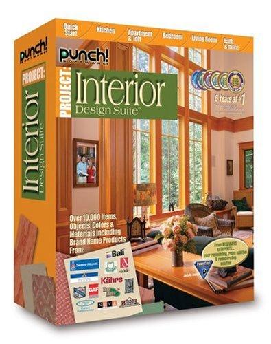 Punch! Interior Design Suite