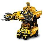 Nikko Transformers R/C Bumblebee Tran...