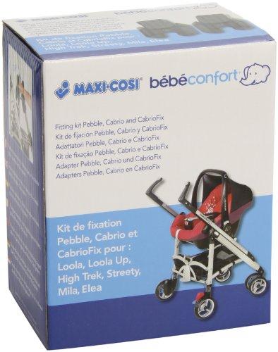 Bb-Confort-2493-9600-Adaptadores-Pebble-y-Maxi-Cosi-CabrioFix-para-todos-los-chasis-Bb-Confort
