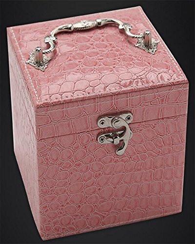 hoyofo-three-layers-jewellery-box-small-faux-leather-gift-box-with-mirrorpink