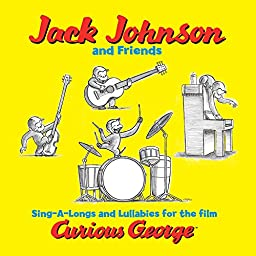 Sing-A-Longs And Lullabies For The Film Curious George [LP]