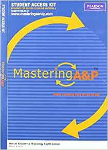 If the access code that came with a Mastering A&P textbook is lost, students can buy a standalone Student Access kit, which provides a new code and instructions about how to access and use the online teaching platform. The online resources provide homework, assessment tools and tutorials for 11 million higher education students each year.