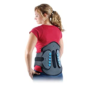 Cybertech<sup>™</sup> Comprehensive Lumbar Sacral Orthotic Back Brace width=