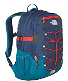 The North Face Borealis Daypack - Cosmic Blue/Fiery Red, One Size