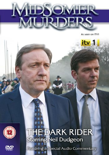Midsomer Murders S15: The Dark Rider [DVD]