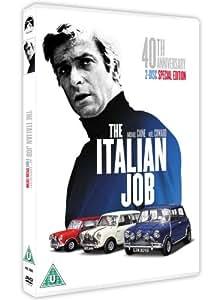 The Italian Job - 40th Anniversary Edition [DVD] [1969]