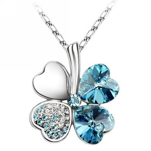 merdia-vierblattriges-kleeblatt-herzformige-swarovski-elemente-kristall-halskette-16-5-erweintern-bl