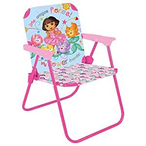 Dora The Explorer Folding Chair By Kids Only