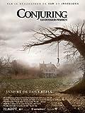 Conjuring: Les Dossiers de Warren [Blu-ray]