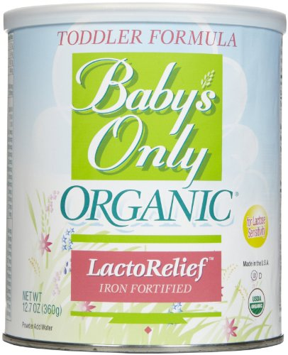 Baby S Only Lactorelief Toddler Formula Powder 12 7 Oz