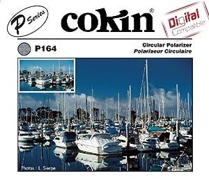 Cokin Filtre carré polarisant circulaire P164