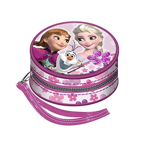Frozen/Reine Des Neiges - 40856 - Porte Monnaie Rond