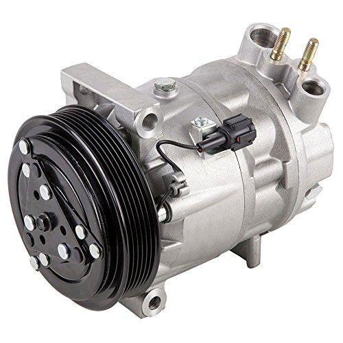 Brand New Premium Quality Ac Compressor & A/C Clutch For Infiniti And Nissan - BuyAutoParts 60-01811NA New (2002 Nissan Maxima Compressor compare prices)