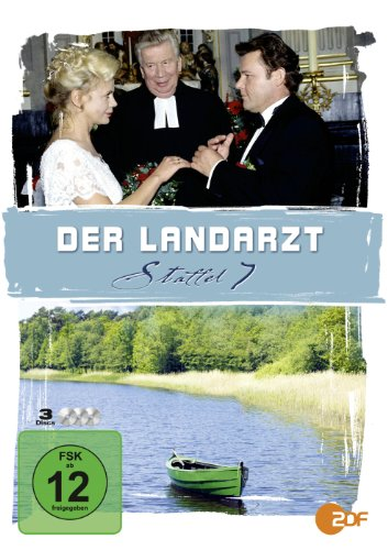 Der Landarzt - Staffel 7 (Jumbo Amaray - 3 DVDs)
