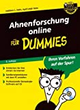 img - for Ahnenforschung online f r Dummies (German Edition) book / textbook / text book