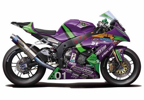 1/12 バイクシリーズ No.10 エヴァ RT 初号機 トリックスター FRTR Kawasaki ZX-10R 2011