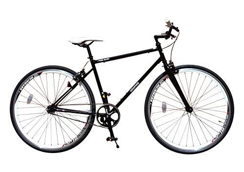 My Pallas(マイパラス) GRAPHIS(グラフィス) ピストバイク 700C カラー/ブラック GR-003