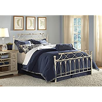 Fashion Bed Group Chester Bed, Crème Brulee, Queen