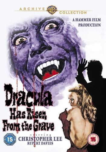 Dracula Has Risen from the Grave [Reino Unido] [DVD]
