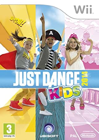 Just Dance Kids 2014 (Nintendo Wii)