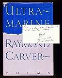 Ultramarine (0394553799) by Carver, Raymond