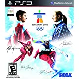 Vancouver 2010: Official Video Game of The Olympic Winter Games - PlayStation 3 Standard Editionby Sega of America, Inc.