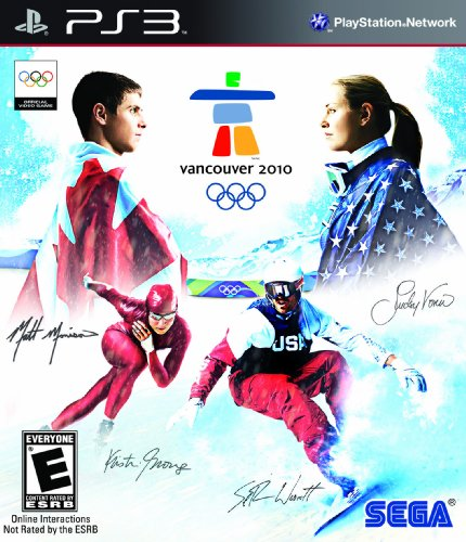Vancouver 2010 - The Official Video Game