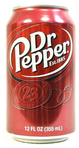 ドクターペッパー 355ml×24缶 Dr Pepper 炭酸飲料