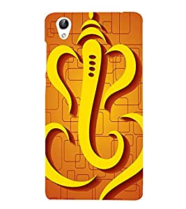 Vizagbeats happy ganesh chaturdi Back Case Cover for Oppo A37