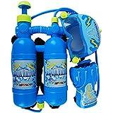 AM Water Pistol Gun Backpack Water Gun Warriors Set 2000ML