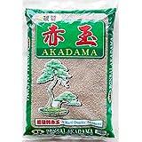 Japanese Super Hard Akadama for Bonsai/Succulent Soil - Medium 13 L / 18 Lbs