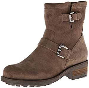 La Canadienne Women's Charlotte Boot,Stone,7 M US