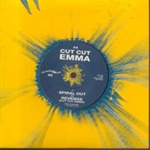 "SPIRAL OUT 7 INCH ( 7"" VINYL 45) UK SUNFLOWER 1990"
