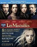 Les Miserables [Blu-ray + DVD + UltraViolet] (Sous-titres francais)