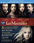 Les Miserables [Blu-ray + DVD + Ultra...