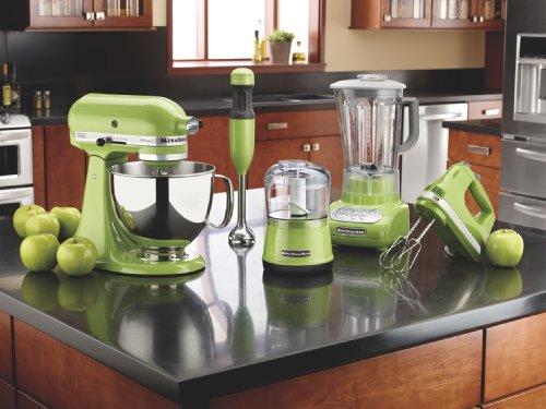 Best Smoothie Blender Kitchenaid Ksb560ga 5 Speed Green