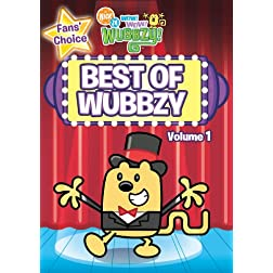 Wow! Wow! Wubbzy!: The Best of Wubbzy, Vol. 1