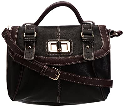 Jane Shilton Black Shoulder Bag 75