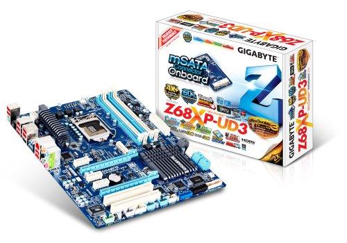Gigabyte SKT-1155 Z68XP-UD3 Motherboard (Rev 1.0)