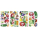 RoomMates Veggie Tales Peel and Stick Wall Decals