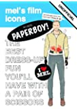 Ryan Gosling: Paperboy!; the Best Dress-up Fun You'll Have With a Pair of Scissors