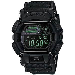 Amazon.com: G-Shock GD-400 Military Black Luxury Watch - Black w/ Dark
