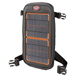 Voltaic 1021 Fuse Solar Charger-Orange