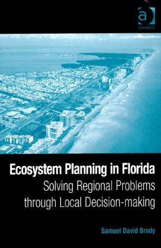 Ecosystem Planning in Florida